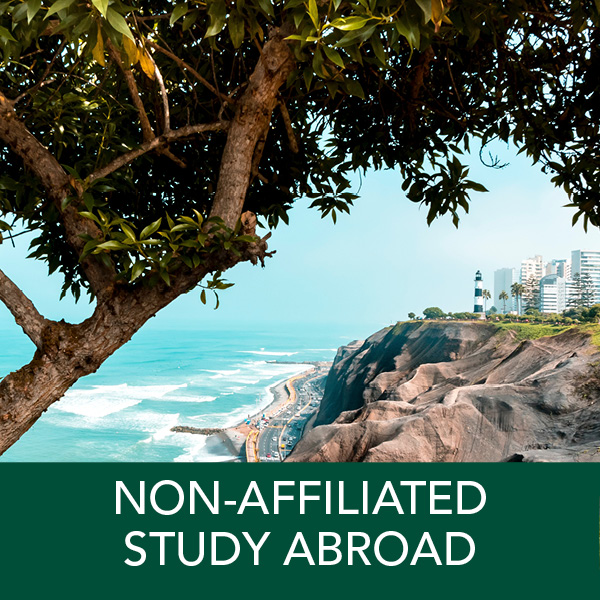 Non-Affiliated (Independent) Study Programs: If you prefer not to study abroad on a Cal Poly Approved program, you have the option to study abroad independently on an outside program. Studying abroad independently requires careful academic, financial, and logistical planning. Follow the 'Guidelines for Non-Affiliated Study Abroad' established by the Cal Poly International Center when planning your independent study abroad experience.