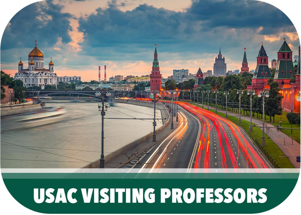 USAC Visiting Professors